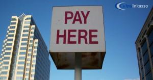 Bitte hier zahlen – dieser Aufforderung kommen längst nicht alle Verbraucher nach